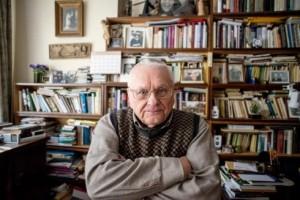 Poetas Algimantas Baltakis